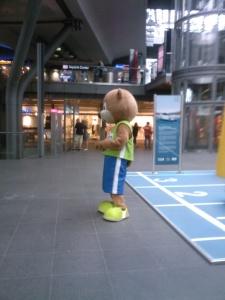 Berlino - Maskottchen mit Stammbaum