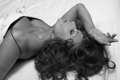 Sophia Loren im Pirelli Kalender 2007. Photo: AFP